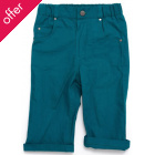 Twill Jeans - Biscan Bay