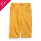 Twill Jeans - Gold