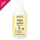 Bentley Organic Baby Lotion with Chamomile, Aloe Vera & Natural Vitamin - 250ml