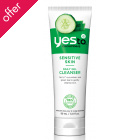 Yes To Cucumbers - Sensitive Skin Daily Cleansing Gel - 90ml