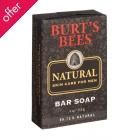 Burts Bees Men's Soap Bar - 110g