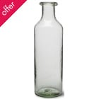 Recycled Glass Bottle - Large