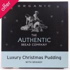 Luxury Organic Christmas Pudding - Medium 450g