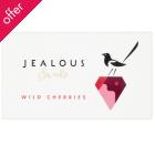 Jealous Sweets Vegetarian Wild Cherries - 50g