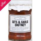 Hoxton Street Monsters Guts & Garlic Chutney 280g