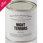 Hoxton Street Monsters Night Terrors Sherbet Fruits 130g