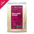 Equal Exchange Fairtrade & Organic Raw Cane Sugar - 500g