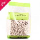 Suma Prepacks Organic Haricot Beans - 500g