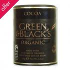 Green & Blacks Organic Cocoa Powder - 125g