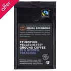 Equal Exchange Ethiopian Yirgecheffe Roast & Ground Coffee - 227g