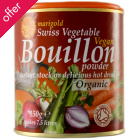 Marigold Organic Bouillon Powder - 150g