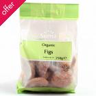 Suma Prepacks Organic Figs - 250g