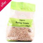 Suma Prepacks Organic Barley Grain - 500g