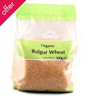 Suma Prepacks Organic Bulgur Wheat - 500g