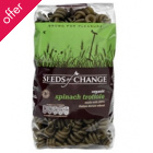 Seeds Of Change Spinach Trotolle - 500g