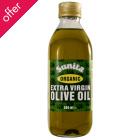 Sunita Organic Extra Virgin Olive Oil - 1 litre