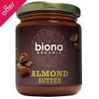 Biona Almond Butter - 170g