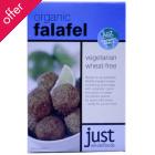 Just Wholefoods Organic Falafel Mix - 120g