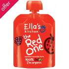 Ella's Kitchen The Red One Smoothie Fruit - 90g