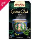 Yogi Green Chai Tea x 17 bags