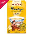 Yogi Organic Himalaya Tea - 17 Bags