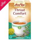Yogi Organic Throat Comfort Tea - 17 Bags