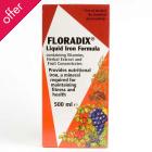Floradix Liquid Iron Formula - 500ml