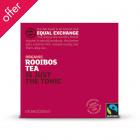 Equal Exchange Fairtrade & Organic Rooibos Tea - 100 Bags