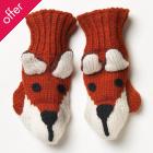 Fox Mittens