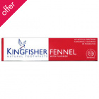 Kingfisher Toothpaste - Fennel - 100ml