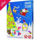 Moo Free Dairy Free Milk Chocolate Advent Calendar - 120g