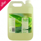 Faith in Nature Shampoo - Tea Tree  - 5 litres
