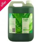Faith In Nature Hand Wash -  Aloe Vera & Tea Tree - 5 litres