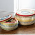 Colourful Stacking Basket