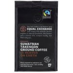 Equal Exchange Organic Sumatran Takengon Roast & Ground Coffee - 227g