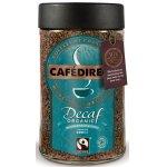 Case 6 x Cafédirect Fairtrade Decaffeinated Organic Instant Coffee 100g