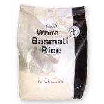 Traidcraft White Basmati Fair Trade Rice - 1kg