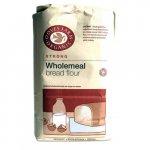 Case of 5 x Doves Farm Organic Wholewheat Strong Flour 1.5Kg
