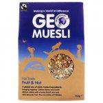 Traidcraft Fair Trade Fruit and Nut GeoMuesli - 750g