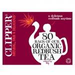 Clipper Organic Redbush Tea - 80 bags