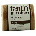 Faith in Nature Soap - Chocolate - 100g