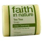 Faith in Nature Soap - Tea Tree - 100g