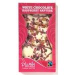 Plush Raspberry Rapture White Chocolate Bar - 110g