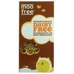 Moo Free Dairy Free Caramelised Hazelnut Chocolate Bar - 100g