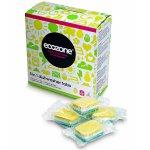 Case of 6 Ecozone Phosphate-Free 5-in-1 Dishwasher Tabs  - 25 tabs