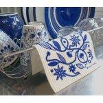 Jangneus Design Cloths - Blue - Pack of 4