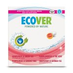 Ecover Bag in a Box Washing up Liquid - Grapefruit and Green Tea - 5 litre