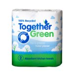 Traidcraft Recycled Toilet Tissue - Pack of 4