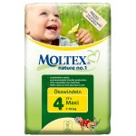 Moltex Nature Disposable Nappies - Maxi - Size 4 - 37 per pack