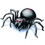 Salt Water Powered Spider